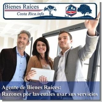 Agente de bienes raices:  Razones por las cuales usar sus servicios