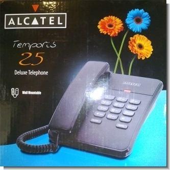 Lee el articulo completo TELEFONO ALAMBRICO ALCATEL MONTABLE EN PARED