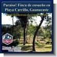 Paraiso! Finca de ensueno en Playa Carrillo, Guanacaste